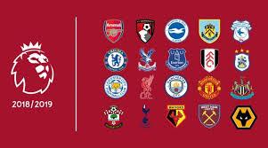 premier league 2018 2019