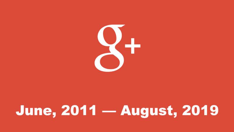 google+-chiusura